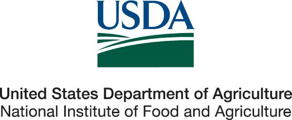 United States Department of Agriculture National Institute of Food and Agriculture